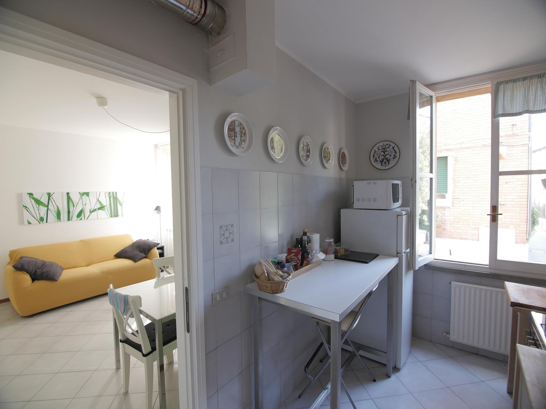 Appartamento Incentro - cucina